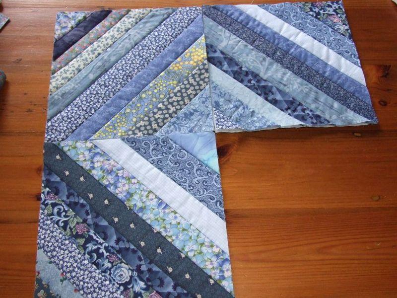 Blue QAYG Blocks