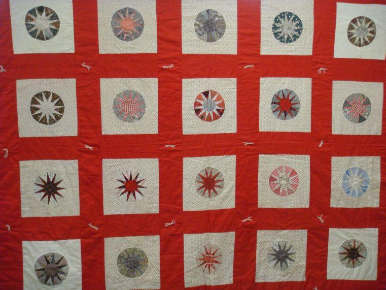 Nancy's Antique Quilt5