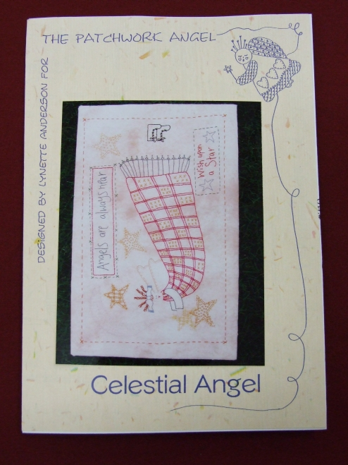Celestial Angel The Patchwork Angel
