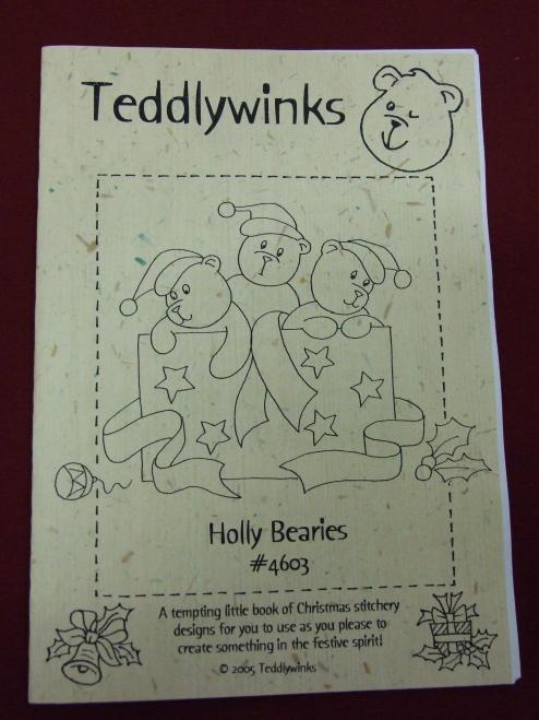 Holly Bearies Teddlywinks