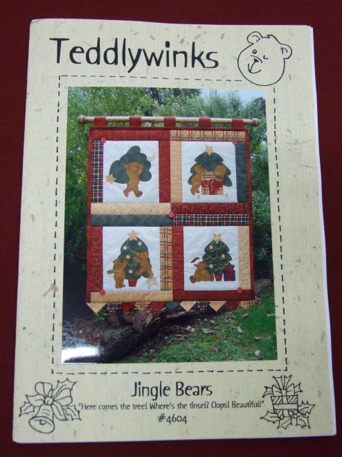 Jingle Bears Teddlywinks