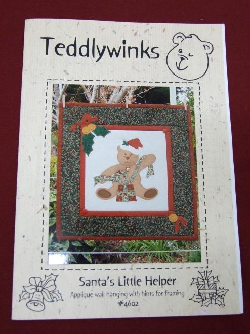 Santas Little Helper Teddlywinks