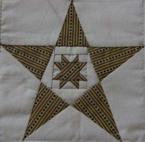 Margaret's Papa's Star