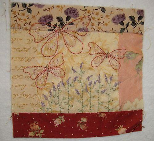 Butterfly Garden Trish 19.08.08