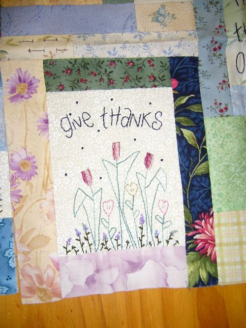 Leanne's Journey of a Quilter