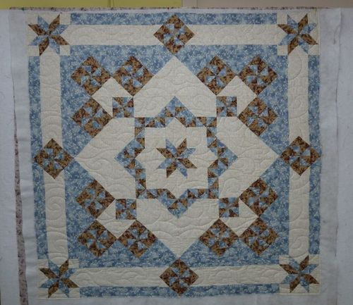 Michelle Mystery Quilt
