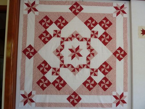 Willy Mystery Quilt