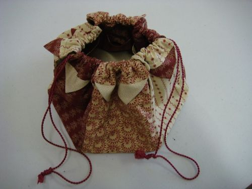 Wendy Pierce Hexagon Bag