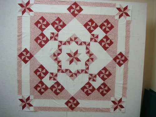 Willy Ramona's Mystery Quilt