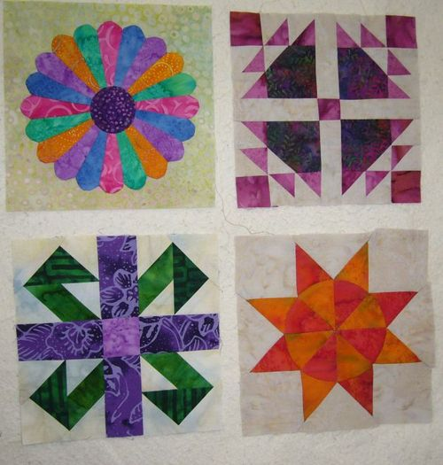 4 of Cathie's SBS Blocks